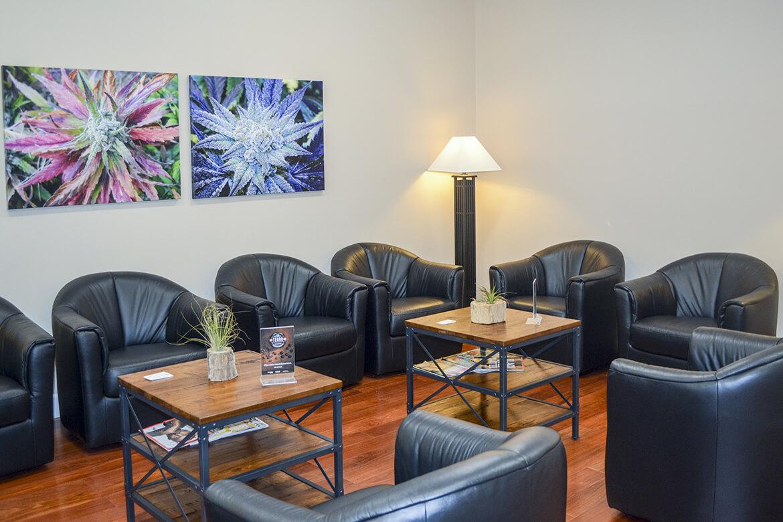 legalweeddispensary lounge