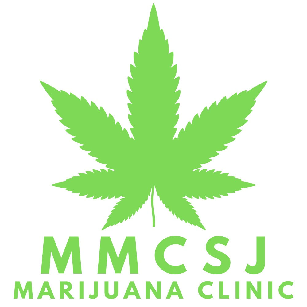 Medical Marijuana Card San Jose Logo